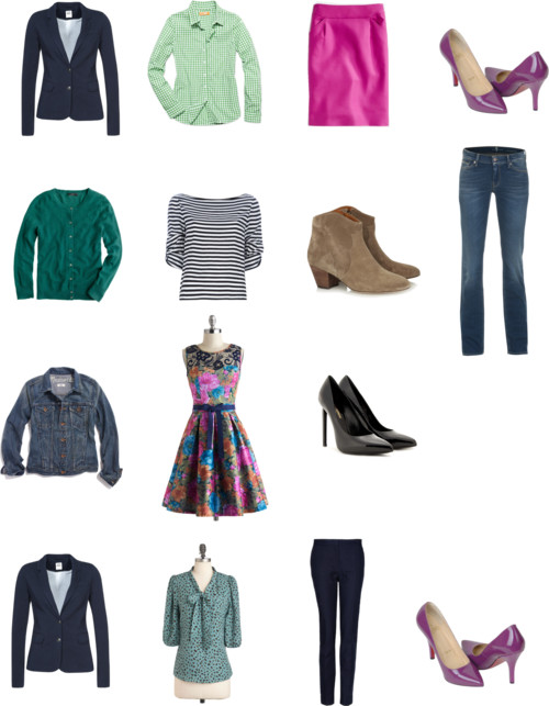 Top Ten Wardrobe Basics