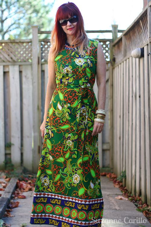 How to wear bold prints over 40 suzanne carillo