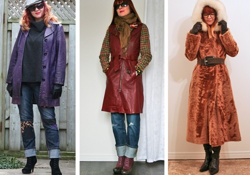 How to buy a long winter coat