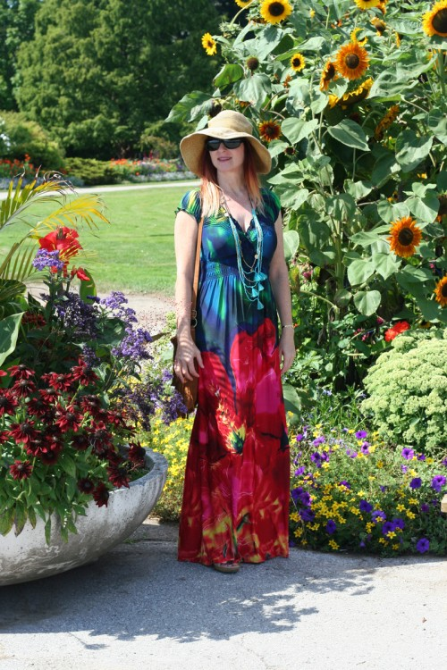 maxi dress style how to wear a floral maxi suzanne carillo style files