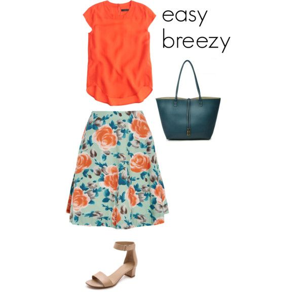 Easy Breezy Summer Outfit Idea