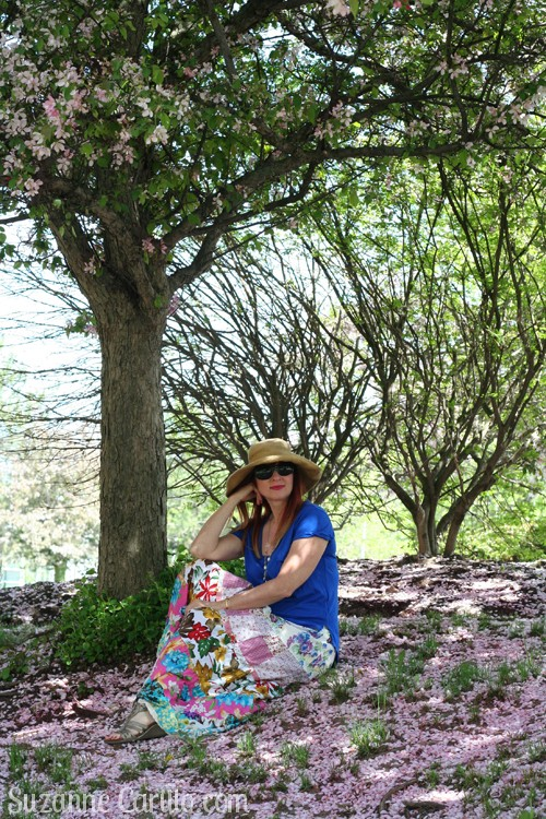relaxed summer style for women over 40 suzanne carillo