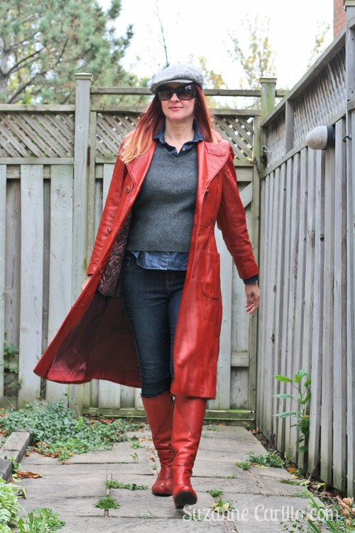 great easy fall style for women over 40 suzanne carillo