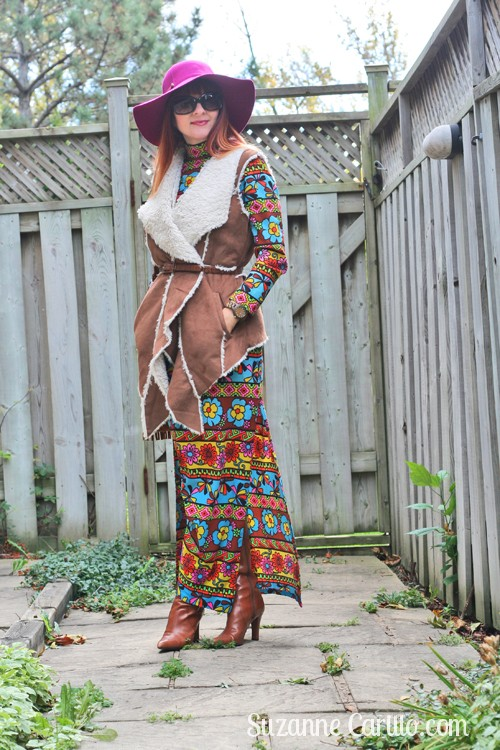 how to wear boho style over 40 suzanne carillo