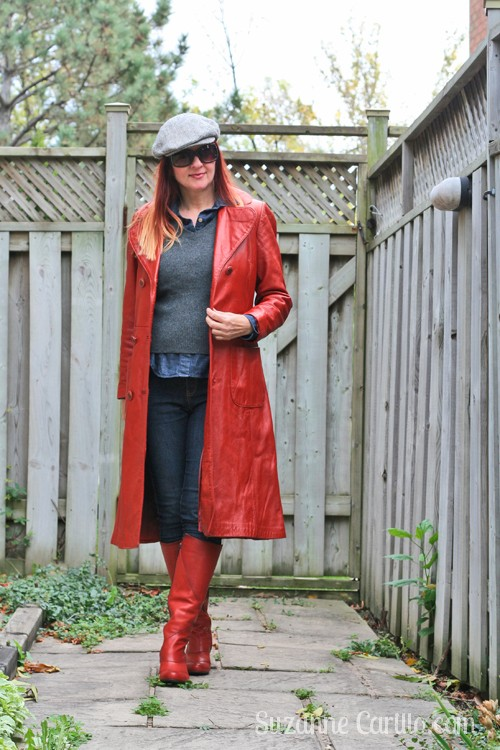 how to wear orange for fall suzanne carillo