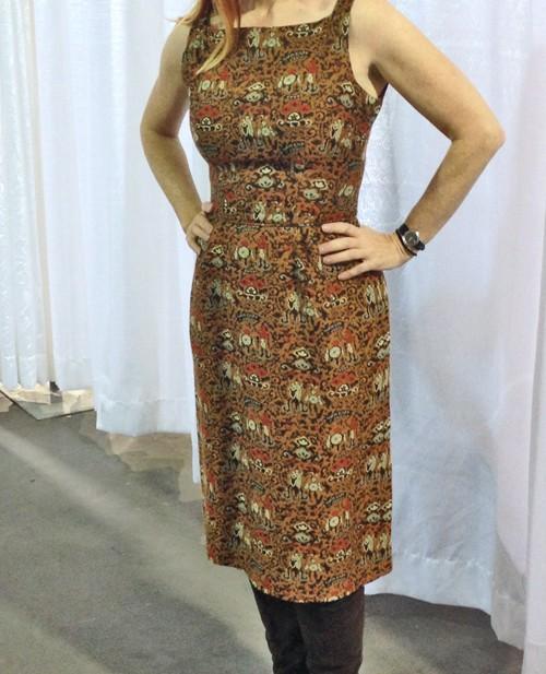vintage 1950s dress suzanne carillo