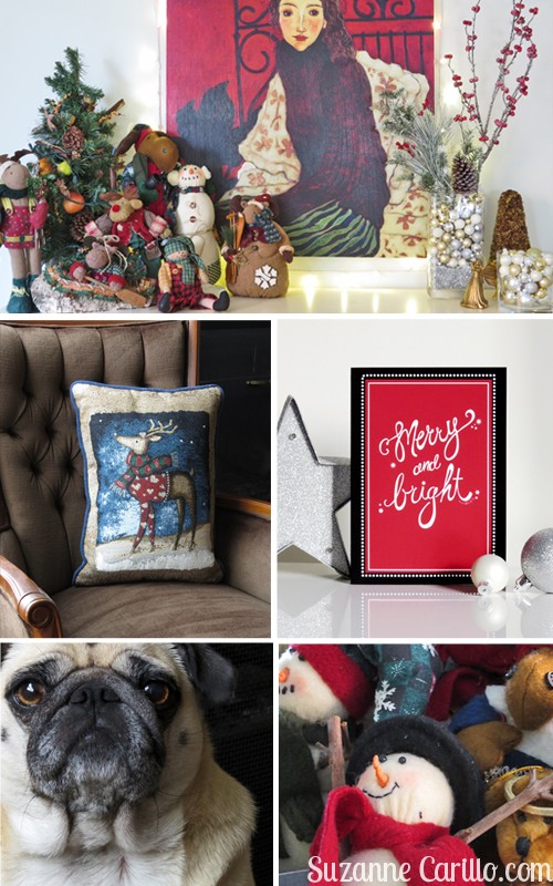 christmas decorating ideas for the home suzanne carillo
