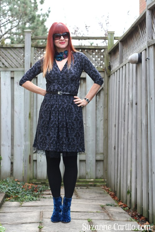 how to dress up your karina dress suzanne carillo 40 plus style