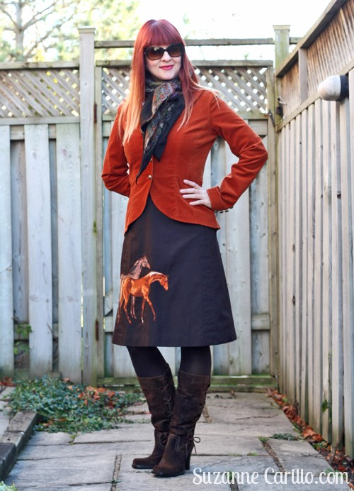 how to style thrifted items over 40 suzanne carillo