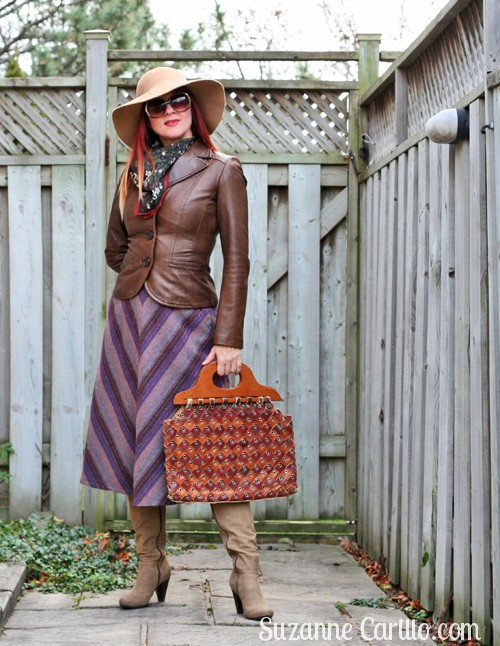 how to wear a midi skirt when you are petite suzanne carillo