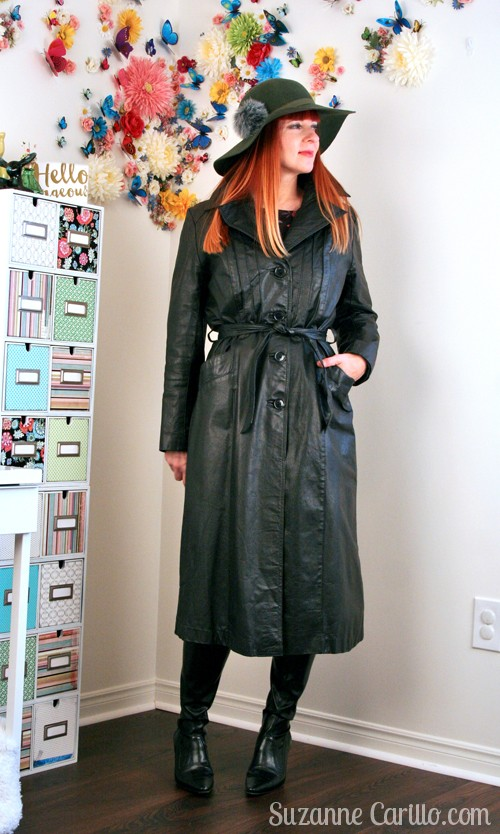 classic trench coat style and tips for women over 40 suzanne carillo