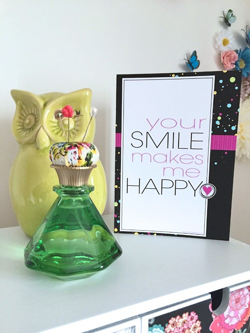your_smile_makes_me_happy_suzannecarillo_card