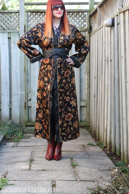 bathrobe worn as a dress how to wear a bathrobe as a dress over 40 style suzanne carillo