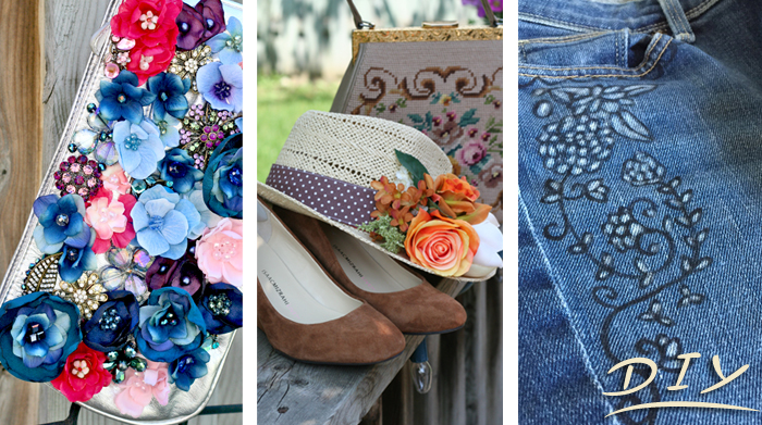 DIY projects suzanne carillo over 40 adventurous style