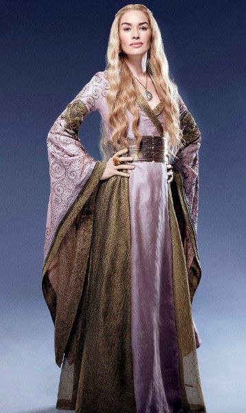 bell sleeve cersei lannister 3