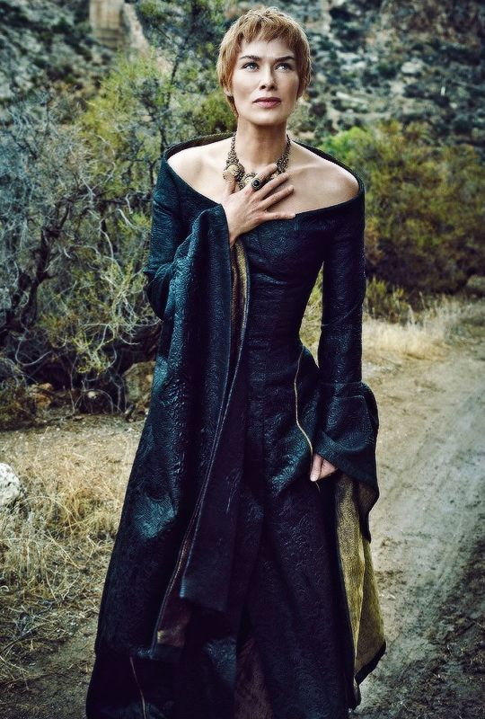 cersei lannister bell sleeves blue