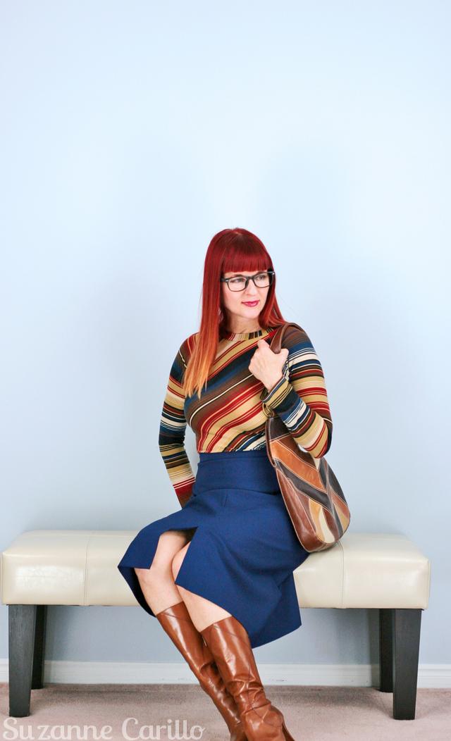 retro style for women over 40 suzanne carillo