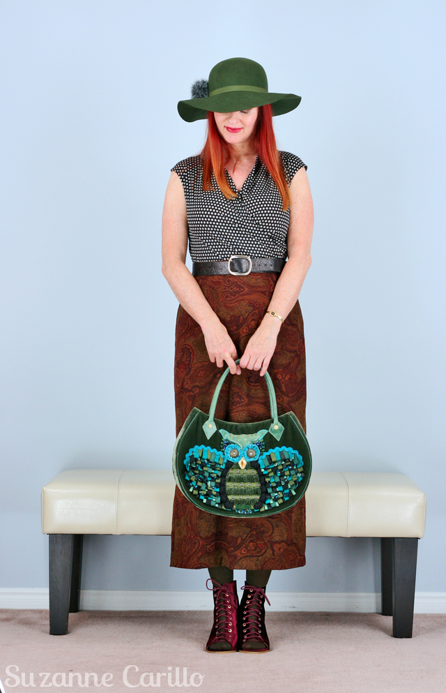 Change is the one constant in life. Fall style for women over 40 Suzanne Carillo
