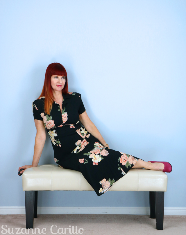 how to dress and decorate like Miss Fisher