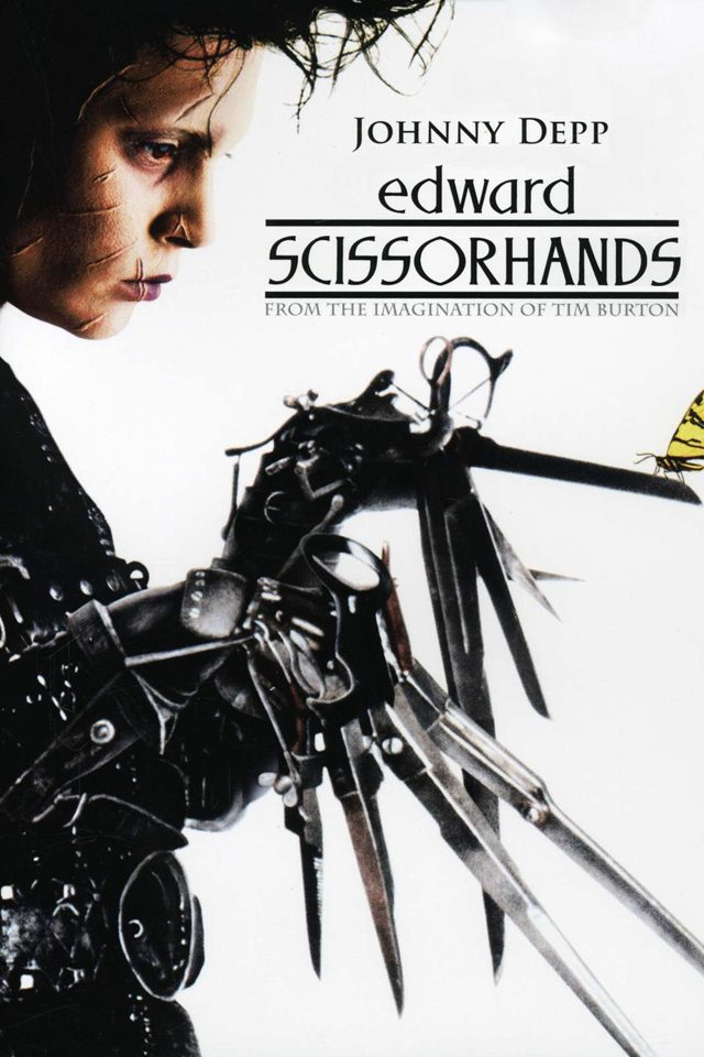 My experience with permanent eye makeup. I got my first tattoo at 50! edward-scissorhands-original