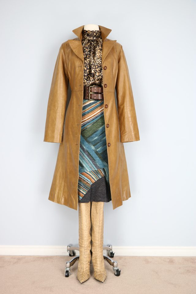 vintage leopard blouse vintage patchwork wool skirt for sale vintagebysuzanne
