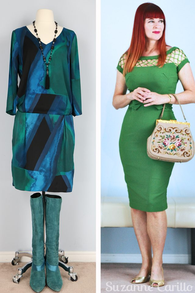 12 ways to wear the colour green suzanne carillo