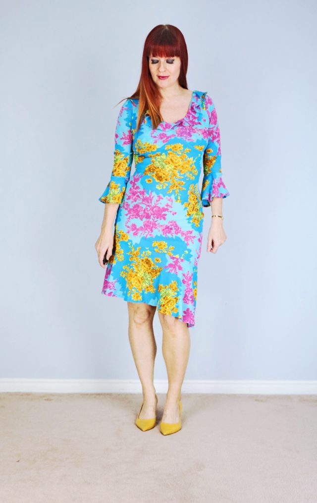 challenge your style try something new spring florals for women over 40 suzanne carillo