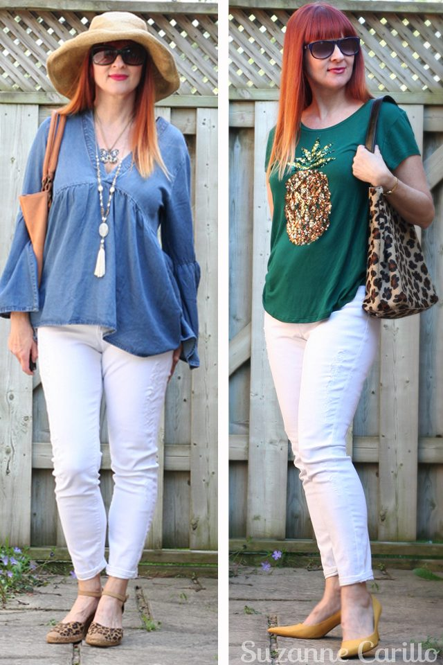 6 tips dress for comfort without surrendering style stretch jeans pop over tops tunics