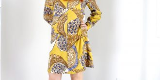 Vintage Dress By Way Of Australia & Hong Kong