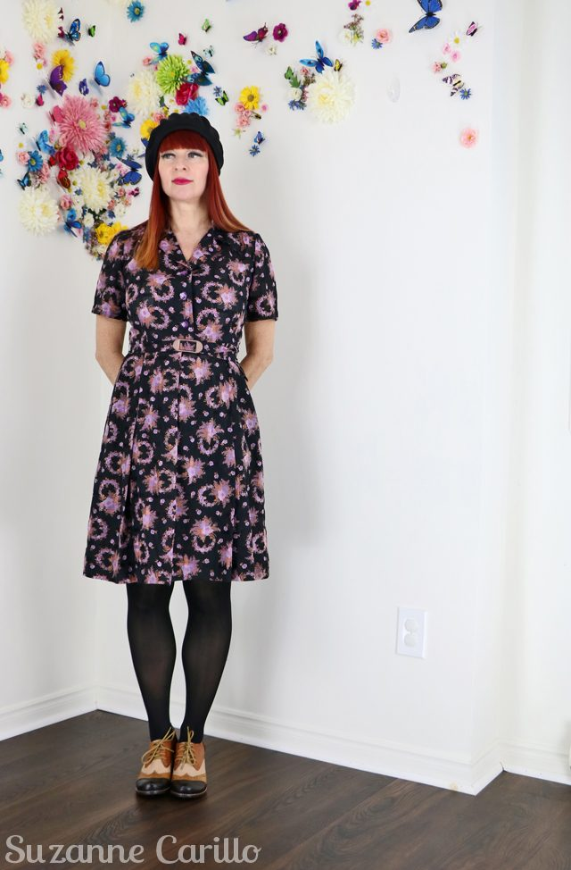vintage dress from hong kong how to wear vintage clothing over 40 suzanne carillo640