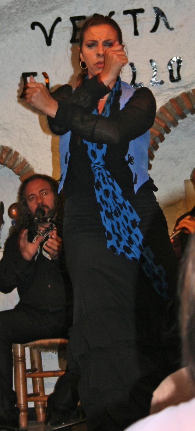 flamenco dancer spain