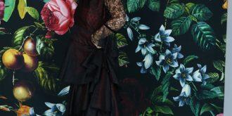 Vintage Fantasy Dress Flamenco Dancer