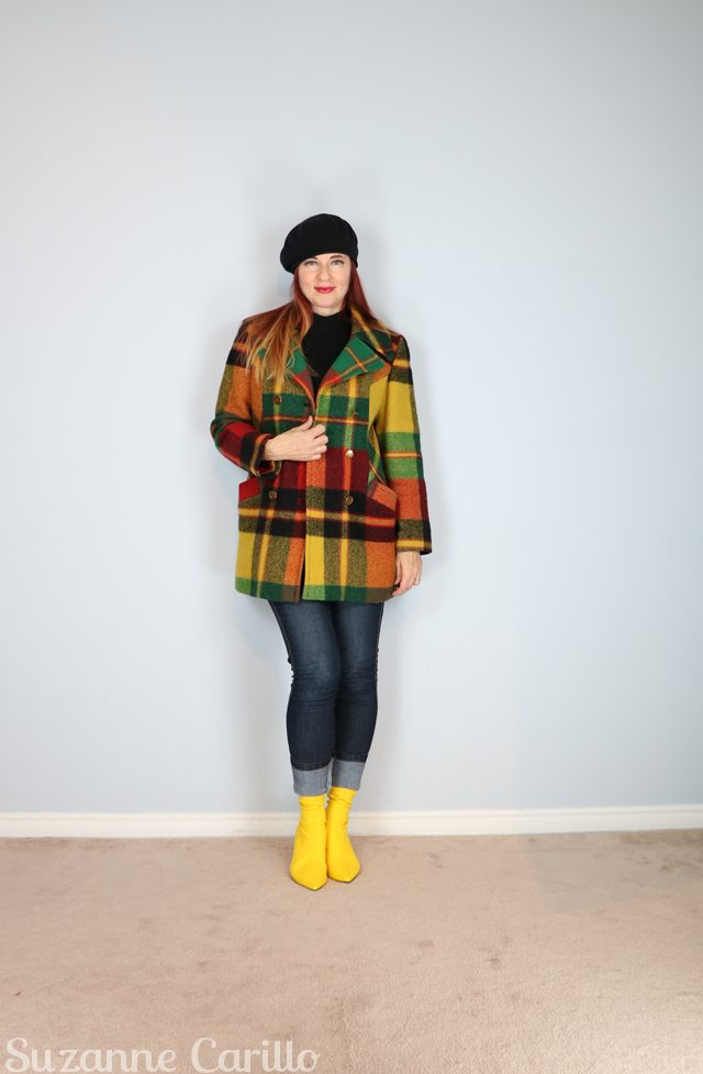 Five reasons to buy bright yellow neon boots for fall. How to wear neon yellow boots for fall suzanne carillo