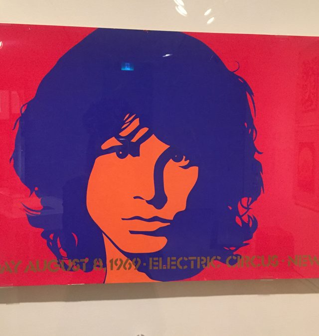 jim morrison art work