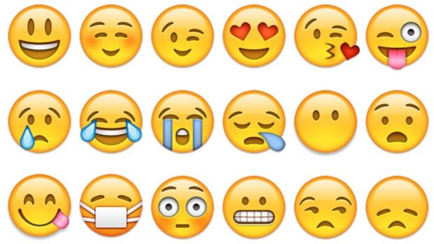 why emojis frustrate me Suzanne Carillo style