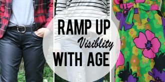 Evolving Style – Becoming More Visible With Age