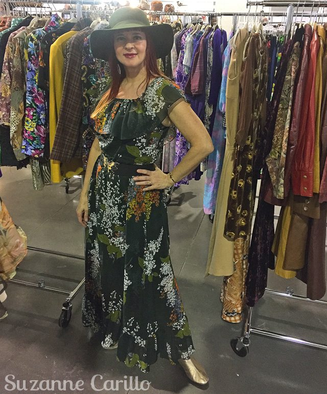 suzanne carillo toronto vintage clothing show 2018 vintage by suzanne