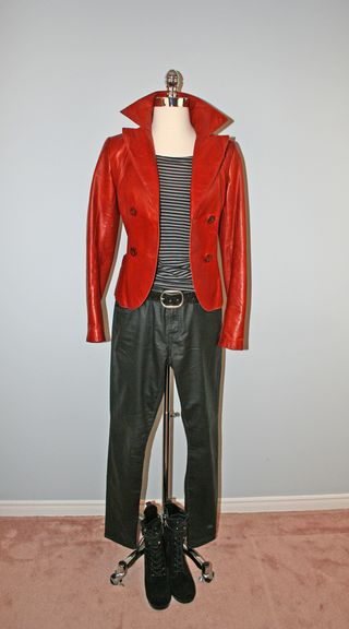 Coated_jeans_leather_jacket_form