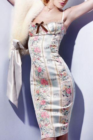 Bra dress