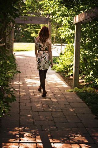 Walkway back