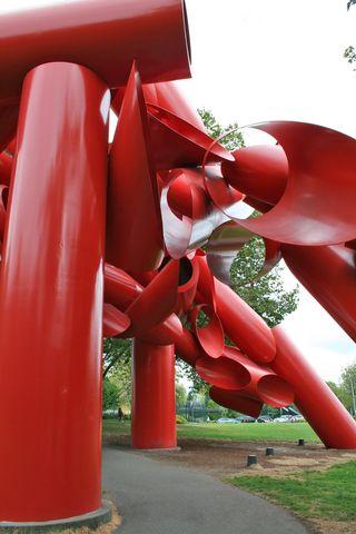 Sculpture seattle