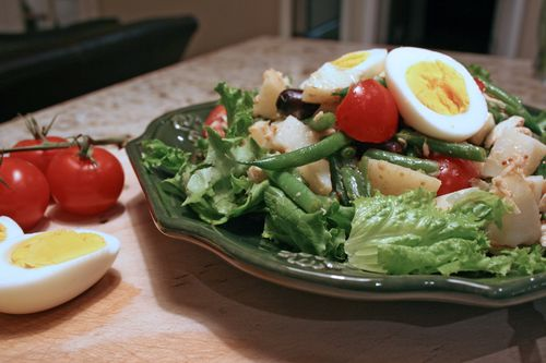 Best ever salade nicoise recipe