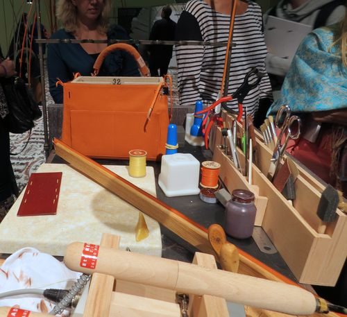 Bag making hermes