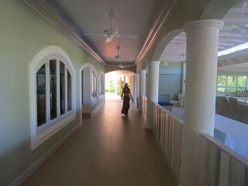 Hallway montego bay oasis resort