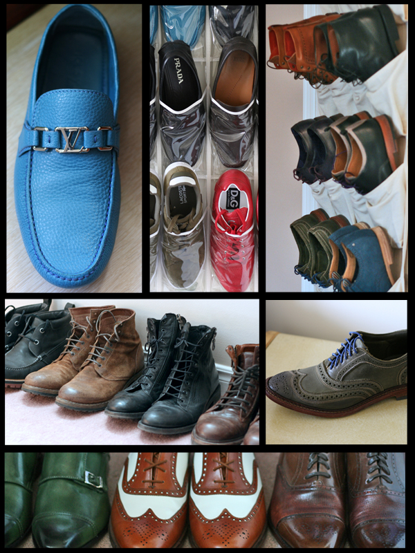 Mens shoes obsession