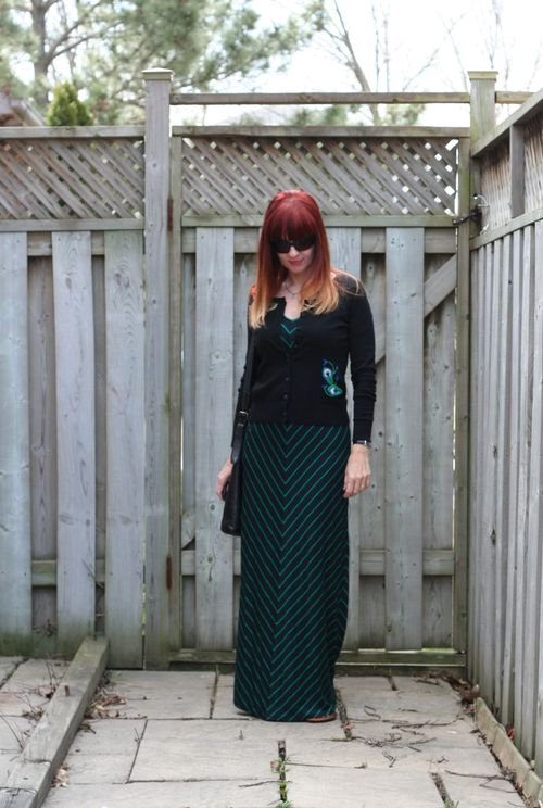 Best maxi dress for travelling