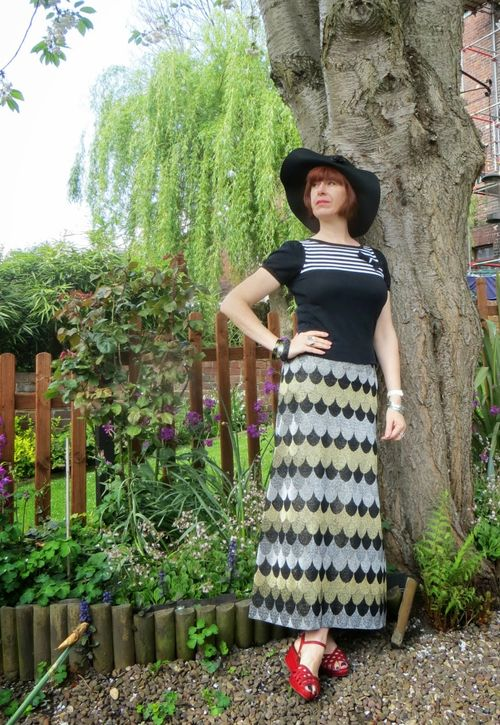 The secondhand years how to style vintage