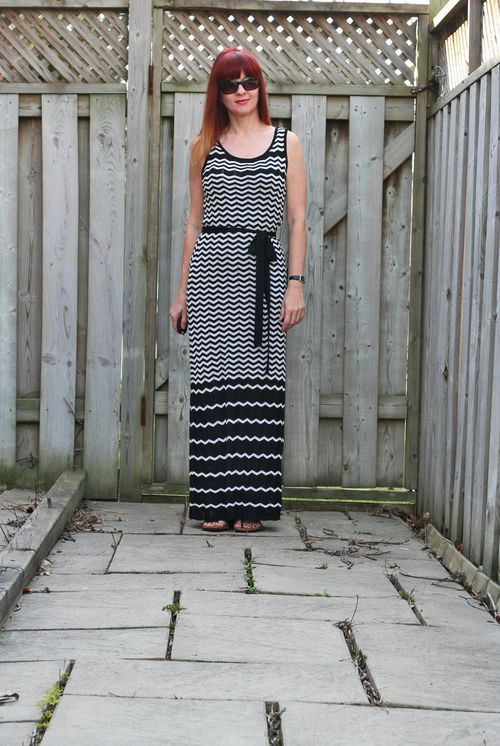 How to wear a maxi over 40 40+ style