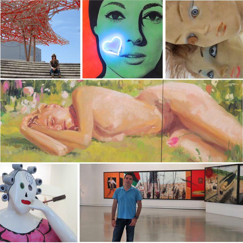 Art gallery nice france