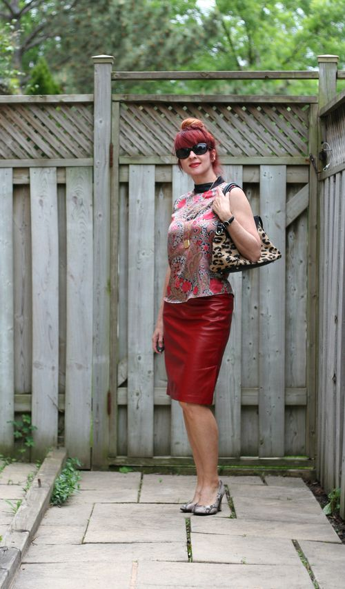 Sexy style for women over 40 suzanne carillo style files